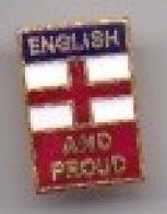 English & Proud rectangle