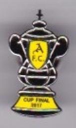 Arsenal - FACF 2017 Cup