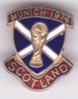 Scotland - Munich 1974 World Cup - Coffers