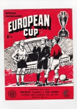 Eintracht Frankfurt v Real Madrid - 1959/1960